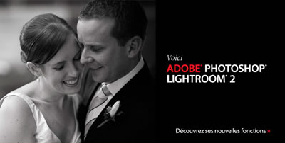 lightroom2 Sortie officielle de Lightroom 2