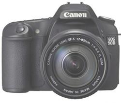 canon 50d Canon 50D plus dinfos