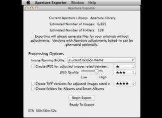 Aperture Exporter