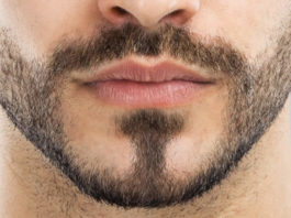 Travailler la barbe dans Photoshop