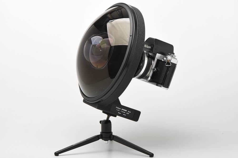 Nikon Fisheye Nikkor 6 mm f/2.8