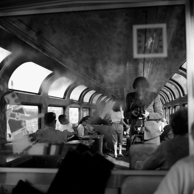 L'art de l'autoportrait par Vivian Maier