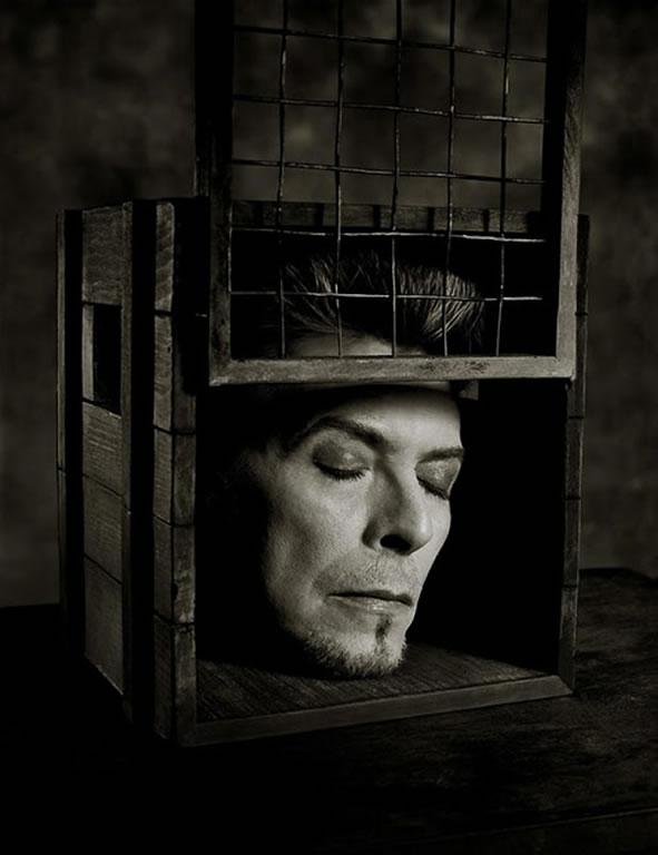 David Bowie Albert Watson