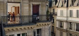 Gail Albert Halaban s'invite chez les parisiens