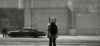 Julien Coquentin un hiver à Montréal