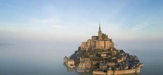 Le Mont-Saint-Michel redevient une île en 2015