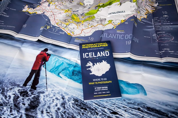 Roadbook Islande