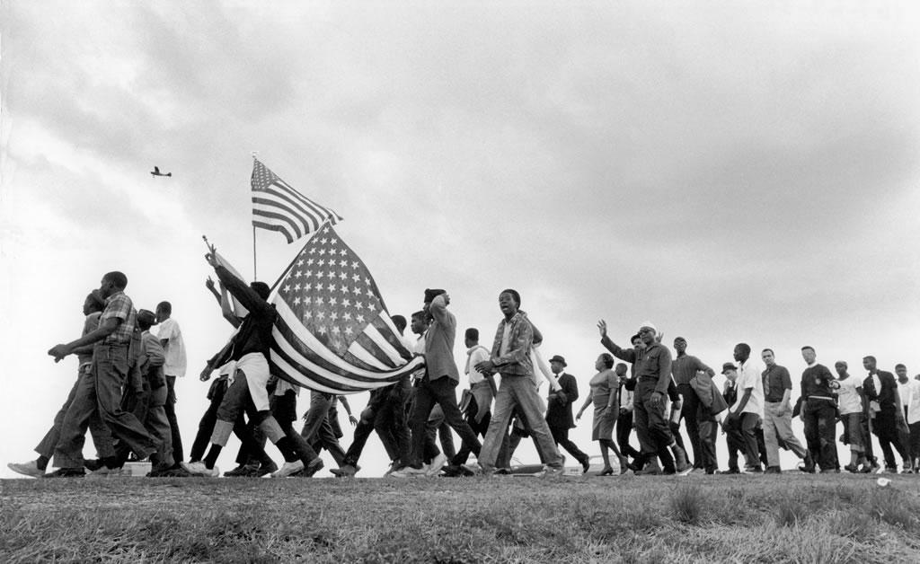 Marches de Selma à Montgomery Matt Herron