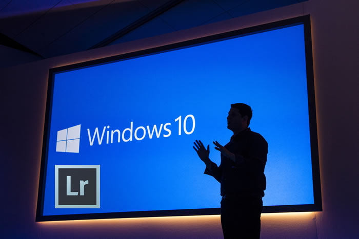 Lightroom et la compatibilité Windows 10