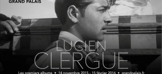 Lucien Clergue Les premiers albums au Grand Palais