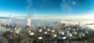 Top 10 des photos de drones du changement climatique