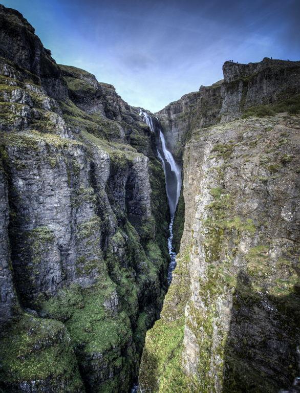 Top 10 des plus belles cascades d'Islande : Glymur