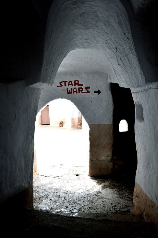 18 lieux de tournage Star Wars