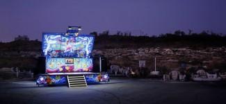 A la découverte des cabarets ambulants de Taïwan