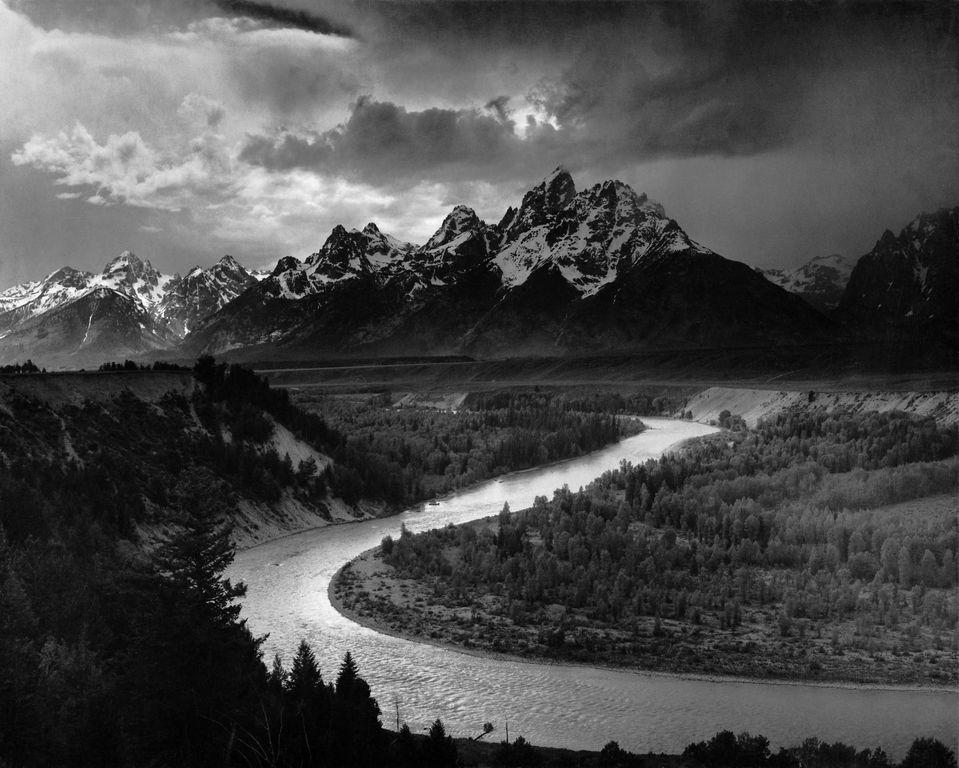 9 qualités d'un bon photographe Ansel Adams