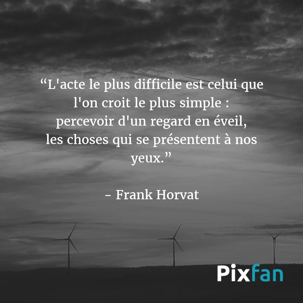 Frank Horvat