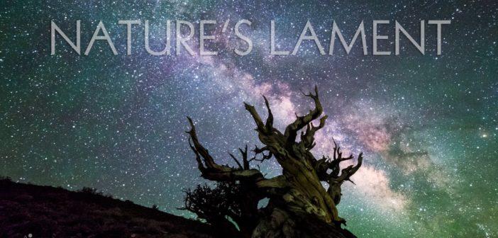 La complainte de la nature, vidéo timelapse