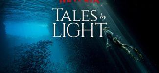 Terre en lumière une série produite par Canon sur Netflix