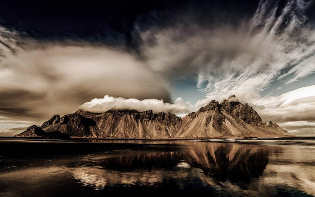 vidéo d'Islande