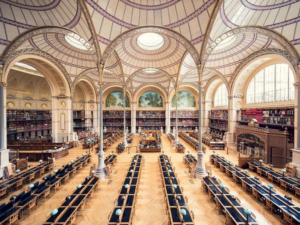 tour du monde des plus belles bibliothèques