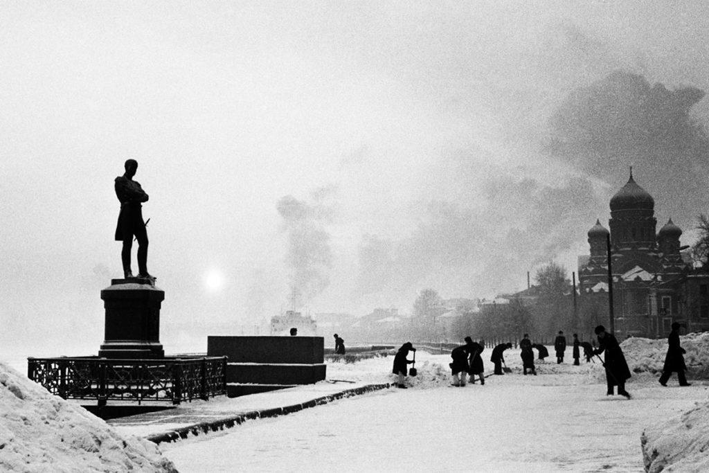 Leningrad,