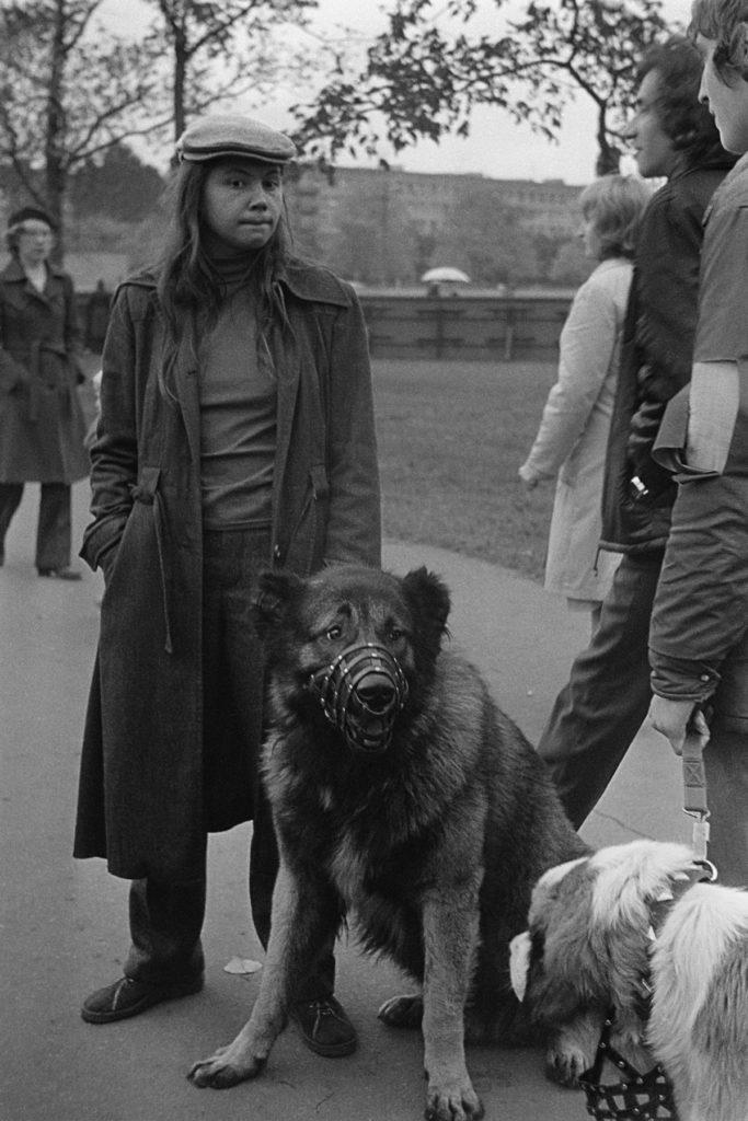 une photographe russe sur les pas de Vivian Maier