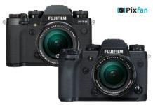 Fujifilm X-T3 X-H1
