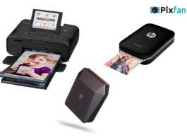 imprimantes photo portables