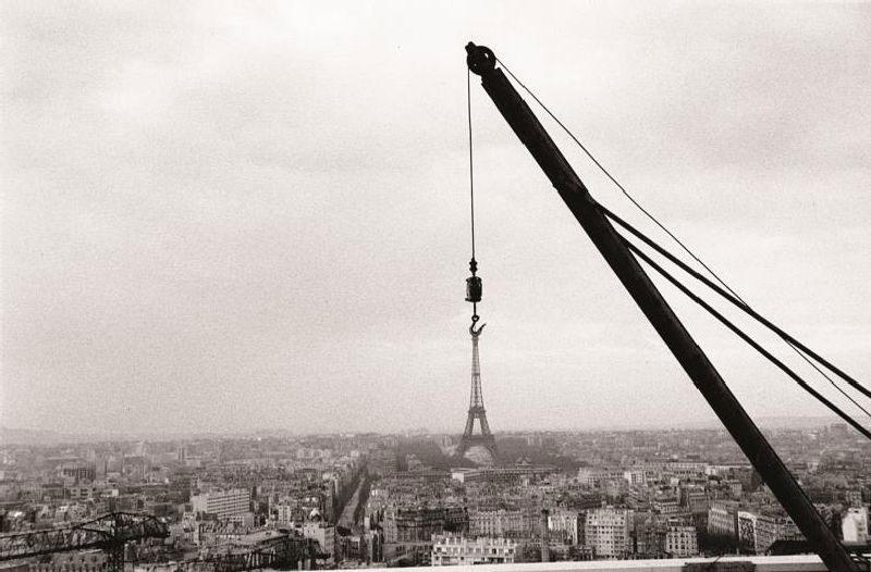 Bernard Plossu et Paris
