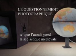 questionnement photographique