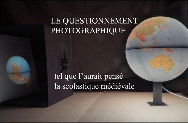 questionnement photographique