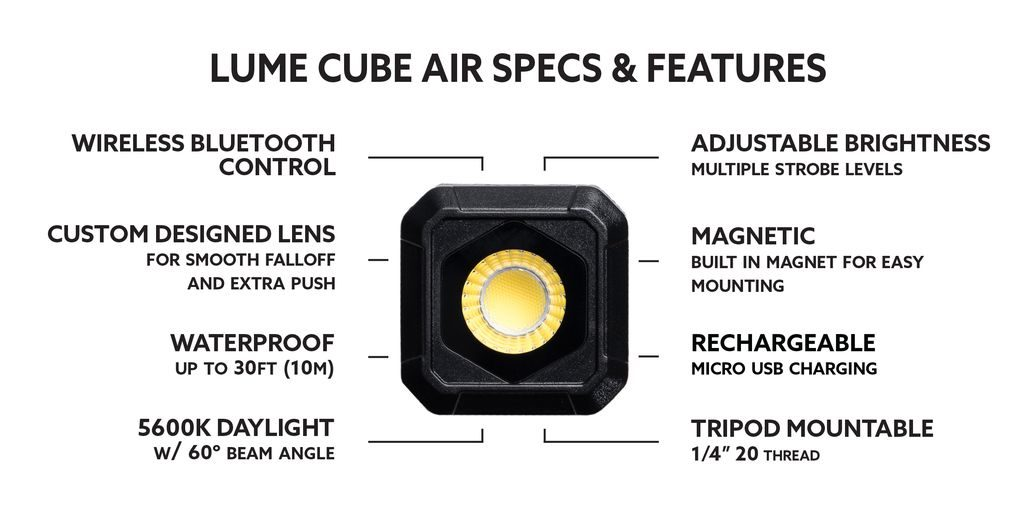 Lume Cube AIR