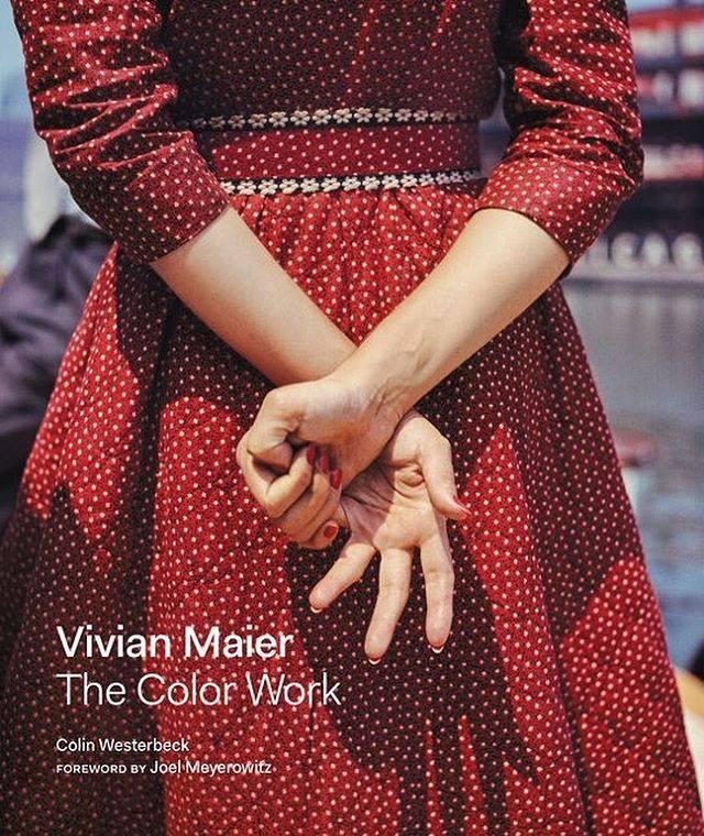 monographie en couleurs de Vivian Maier