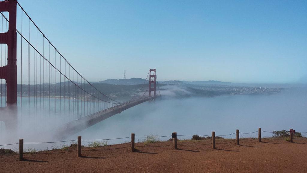 Californie : Golden Gate Park