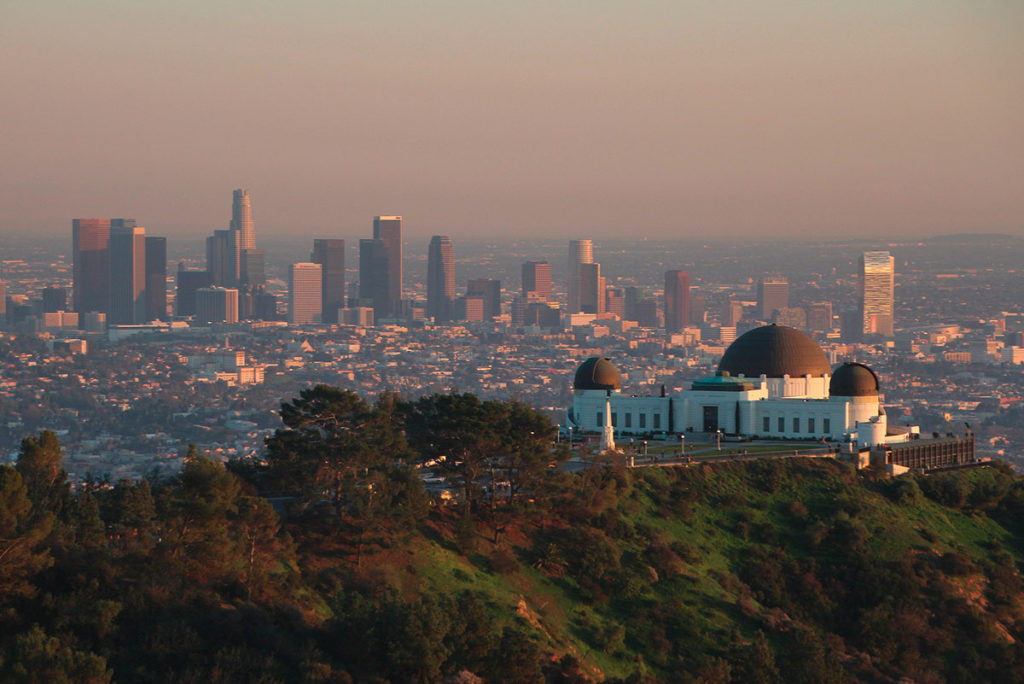 Californie : Griffith Park