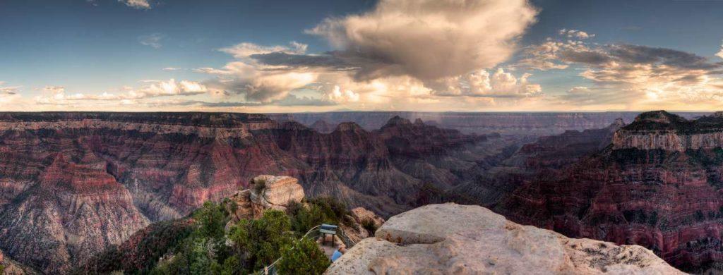 Grand Canyon : North Rim