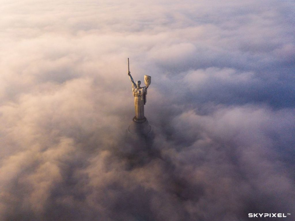 Kyiv monuments