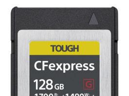 Sony Cfexpress