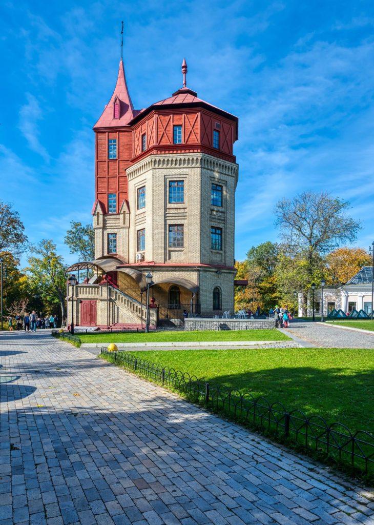 Musée de l'eau de Kiev