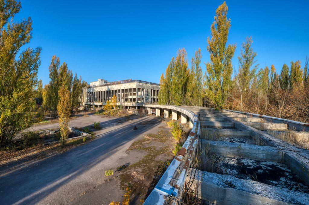 Centre-ville de Pripyat