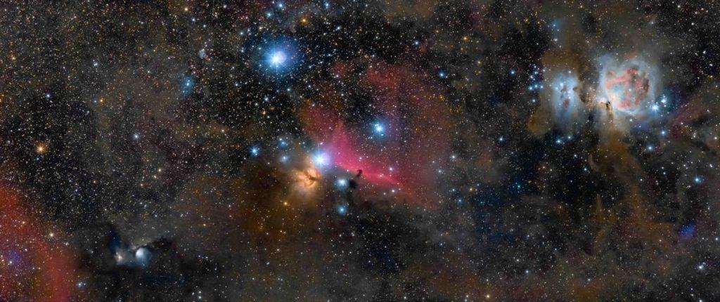 Les joyaux d'Orion