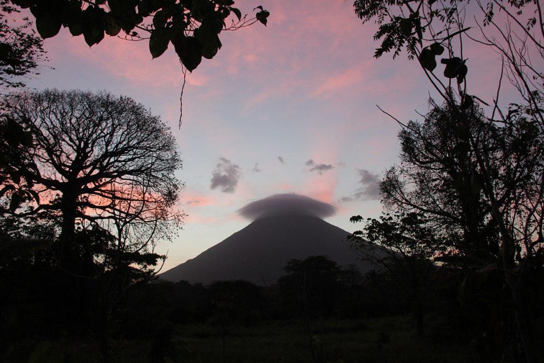L'île d'Ometepe