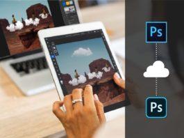 Photoshop iPad