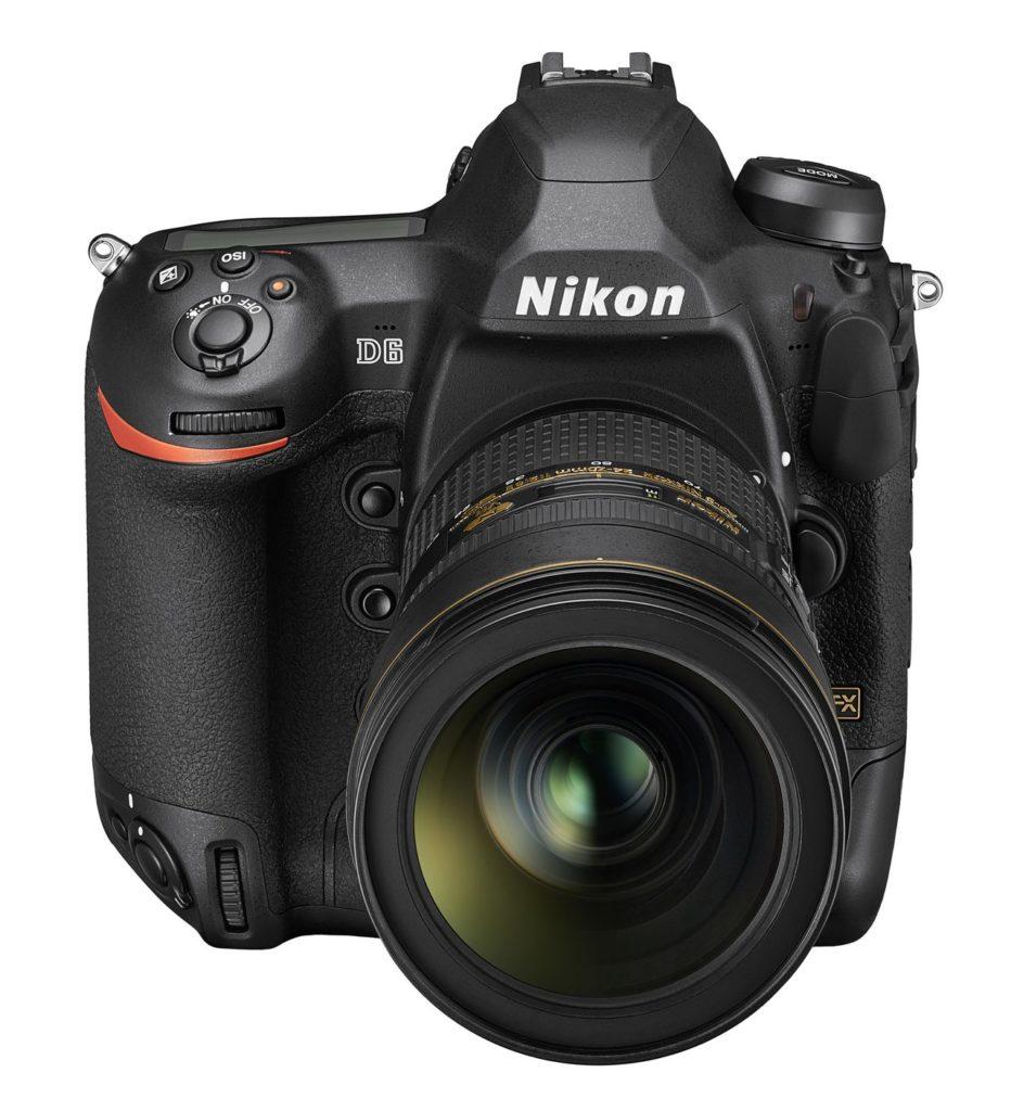Le successeur du Nikon D5