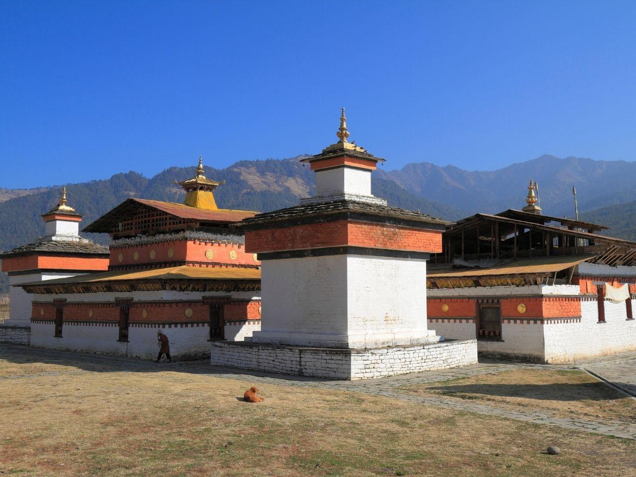 endroits à visiter au Bhoutan