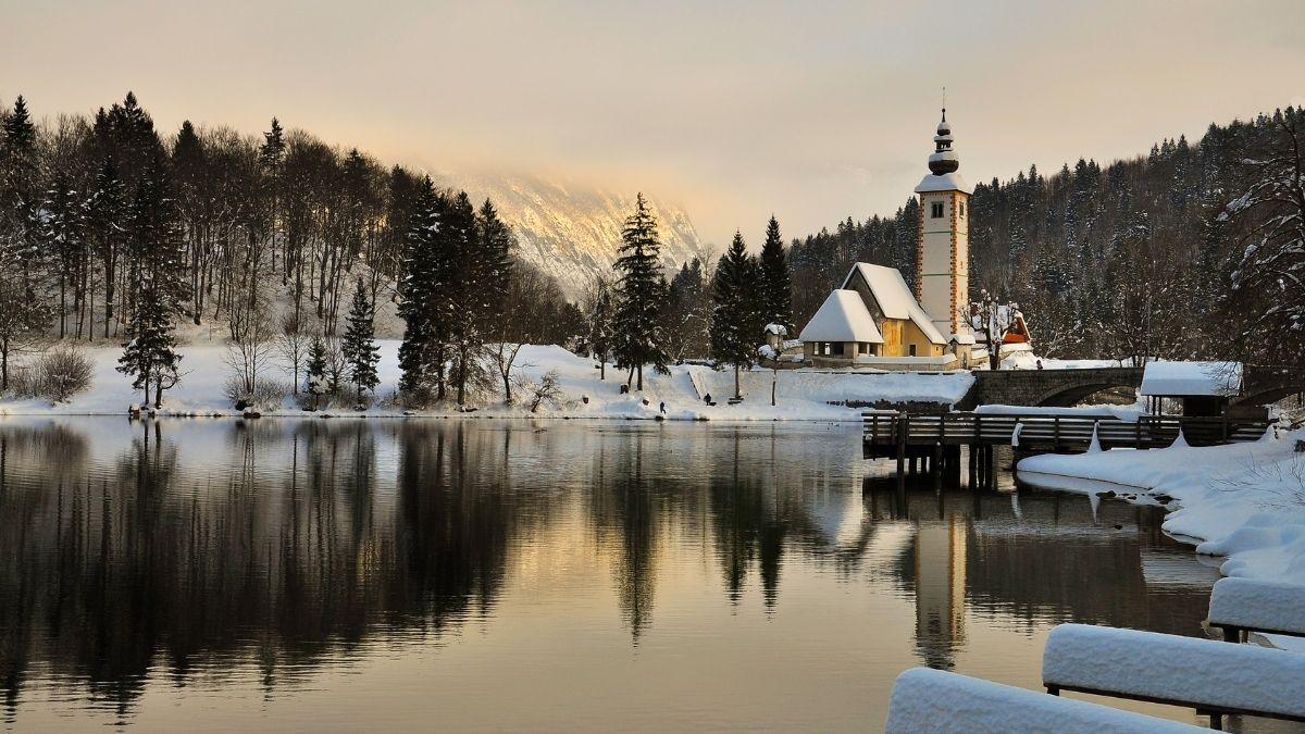 plus beaux paysages de Slovénie