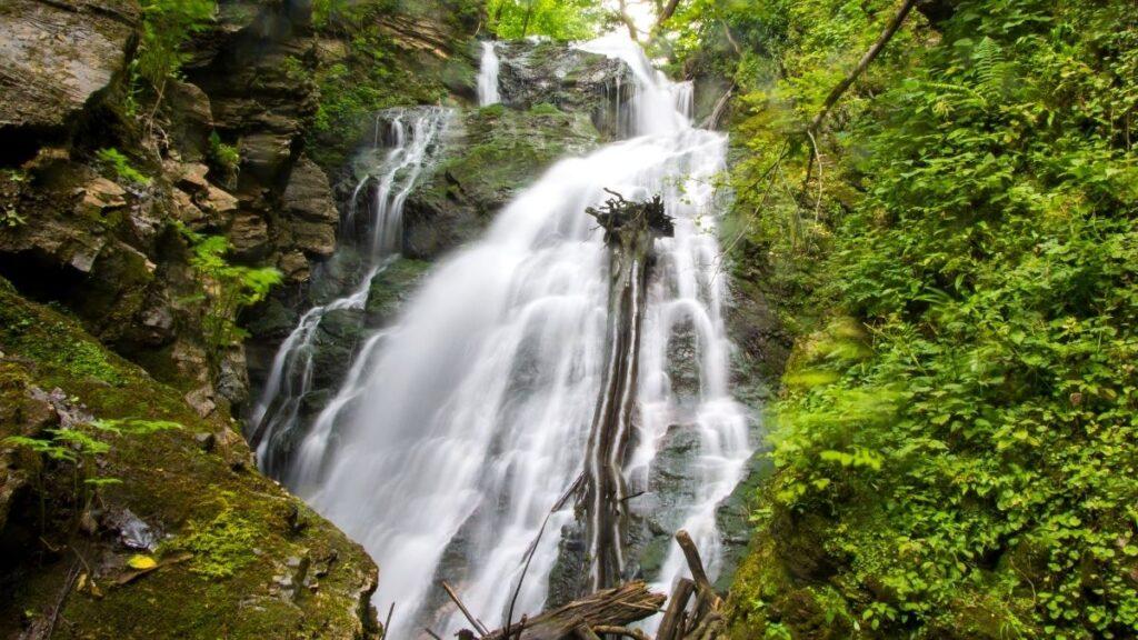 cascade de Šum