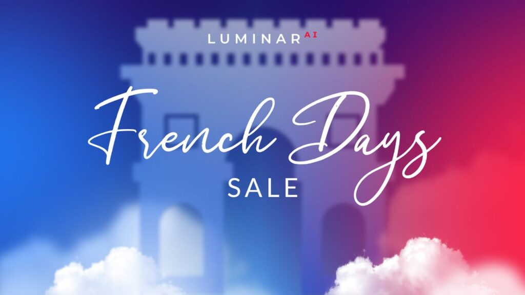 French Days Luminar Ai