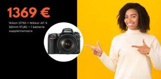 Bon Plan Nikon D750
