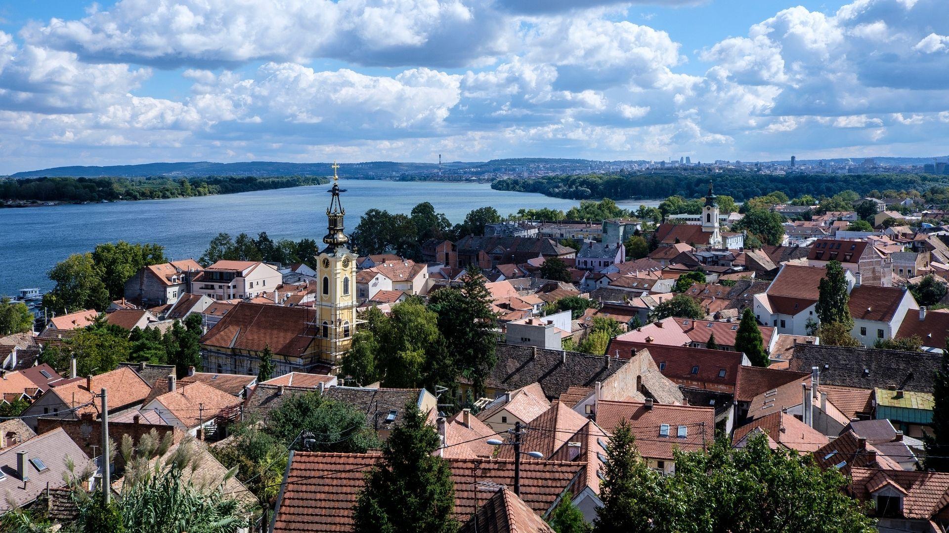 paysages de Serbie